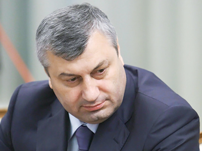 South Ossetian president not to run for new term