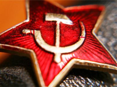Soviet symbols to be replaced?