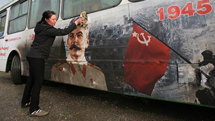Anniversary of battle of stalingrad in russia rt russian politics