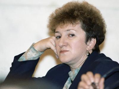 Galina Starovoitova (RIA Novosti / Dmitry Donskoy)