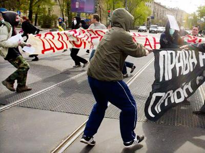 AFP Photo / Alexei Sazonov