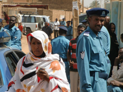 Sudanese elections – isle of Tutti