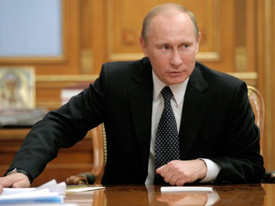 Putin's program: New worldview on offer in presidential bid