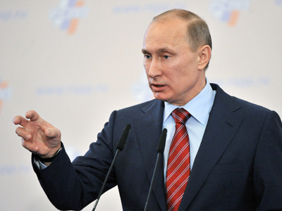 Putin proposes reparations for '90s