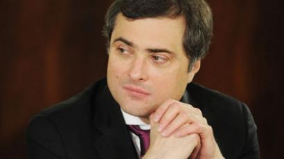 Putin specifies area of responsibility for Surkov