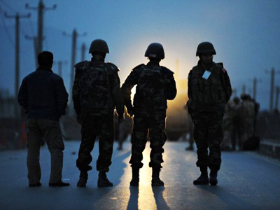 AFP Photo / Shah Marai
