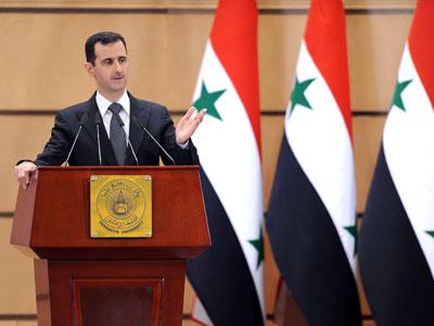 Syria's President Bashar al-Assad.(AFP Photo / Sana)