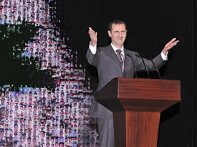 'Take Syrian president's ideas into account' - Moscow