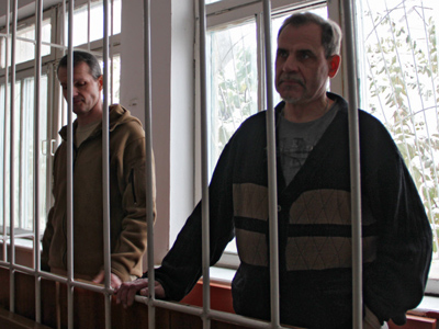 Tajikistan softens stance on jailed Russian pilots