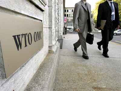 Kiev will not trade WTO for Customs Union