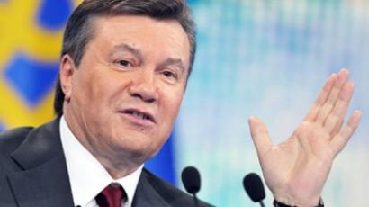 Viktor Yanukovych  (AFP Photo / Sergei Supinsky)