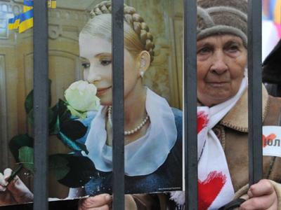 Iron Lady behind bars: Tymoshenko moved to prison