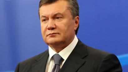 Viktor Yanukovich (RIA Novosti / Andrey Mosienko)
