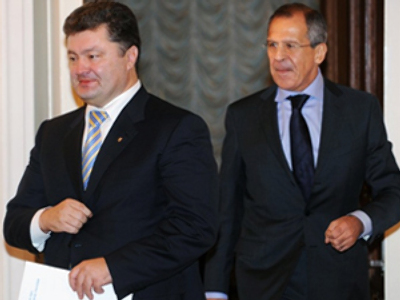 Ukraine seeks reset in relations with Russia