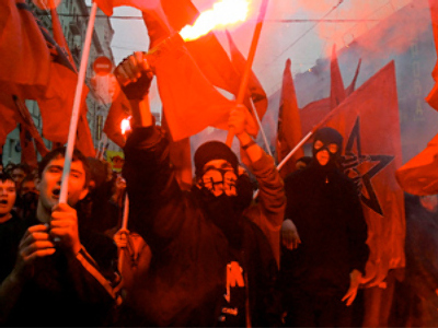 Ultra-nationalists gaining steel-toed foothold in Europe