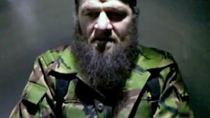 Doku Umarov.(AFP Photo / Site Intelligence Group)