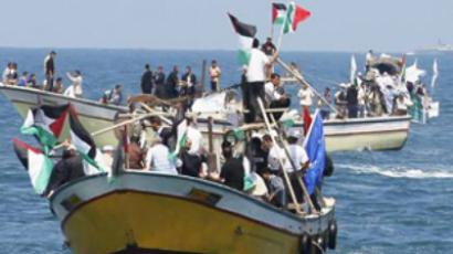 Israel changes mind over journalists covering Gaza-bound flotilla