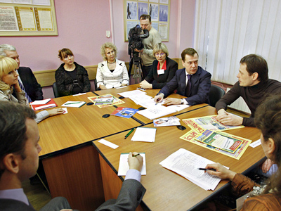 Unemployment nears pre-crisis rate – Medvedev