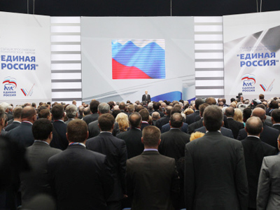 Putin and United Russia: a match made in November?