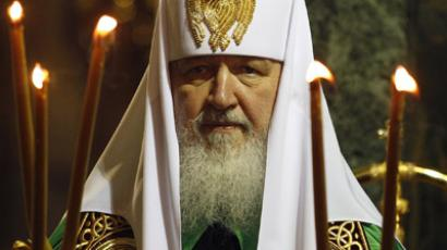 Patriarch of Moscow and All Russia Kirill (Reuters/Stoyan Nenov)