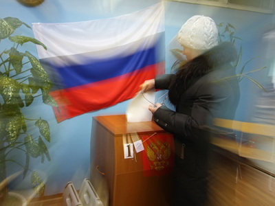 United Russia leader sure of victory in upcoming by-elections