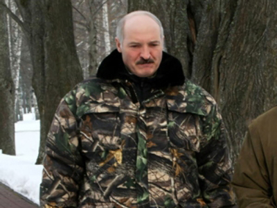 The untold story of Aleksandr Lukashenko