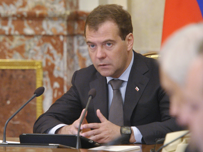 'No foreign citizen enclaves on Russian territory' - Medvedev