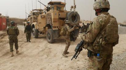 Three US soldiers slain by 'Afghan cop'