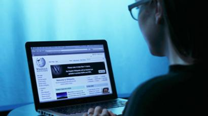 Internet users fear the US may be preparing draconian legislation that could limit their freedoms online. Reuters / Gary Cameron