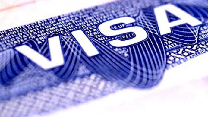 American Traveling To Russia Visa
