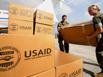 USAID looks for ways around Russian ban (Op-Ed)