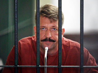 New attorneys demand better conditions for Viktor Bout
