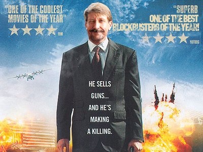 "The 2005 film ""Lord of War"" was said to be based on the life of Viktor Bout, who is now facing trail in the US for alleged arms trafficking."