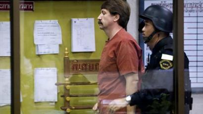 Viktor Bout battles his Hollywood image