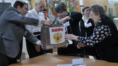 Russia: PACE report on March 4 poll 'balanced'
