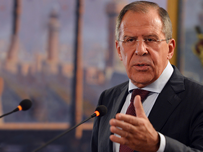 West looking to 'reanimate' Russia's adversary image - Lavrov