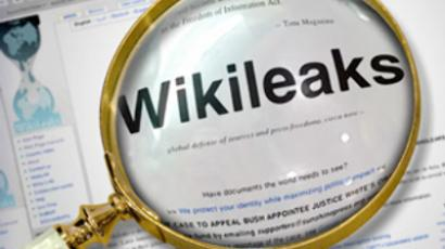 "WikiLeaks' foe ""insurance"" may be faux insurance"