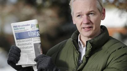Sweden rats out Russia's internet to US, now for Assange