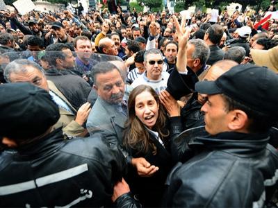 Tunisia's WikiLeaks revolution