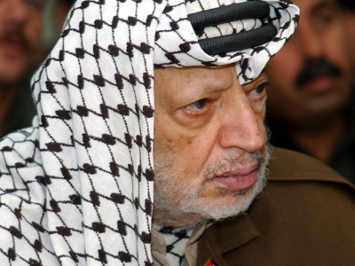 Grave concerns: Palestinians seek Russian help in Arafat autopsy