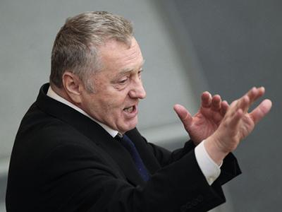 Vladimir Zhirinovsky (RIA Novosti / Ilya Pitalev)