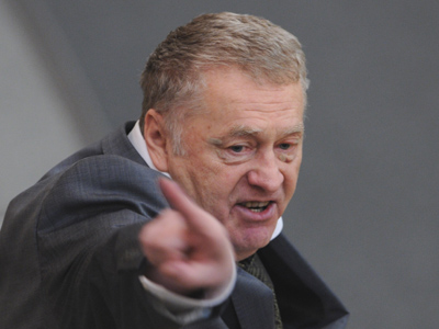'Deputies who met with US ambassador must surrender their mandates' - Zhirinovsky