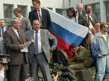 August 19th, 1991, Moscow
