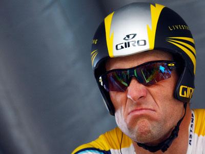 US cyclist, Lance Armstrong (Reuters / Jean-Paul Pelissier)