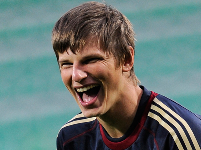 Arshavin edges Emelianenko for Sportsman of the Year in Russia