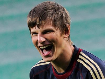Andrey Arshavin  (Reuters / Radovan Stoklasa)