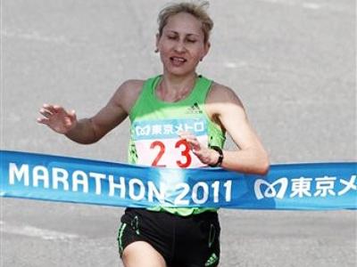 Russian best at Tokyo marathon