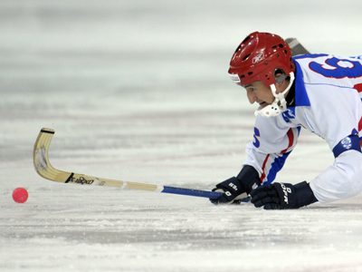 Russia make Bandy Worlds finals