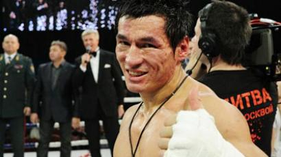 Khasikov ready to humble another K-1 legend