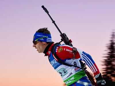 Ustyugov brings hosts Russia mass start silver at Biathlon Worlds